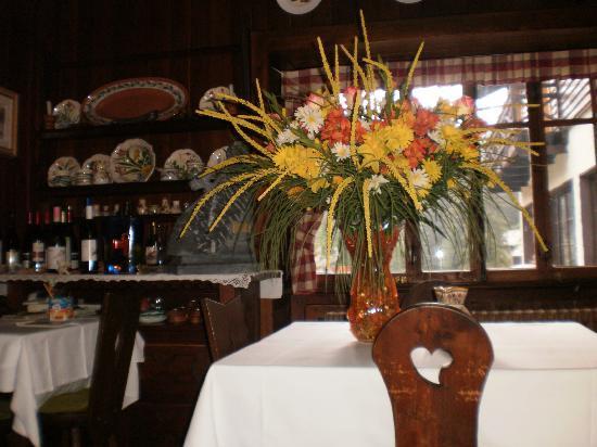 Hotel Villa Anna Maria: ristorante