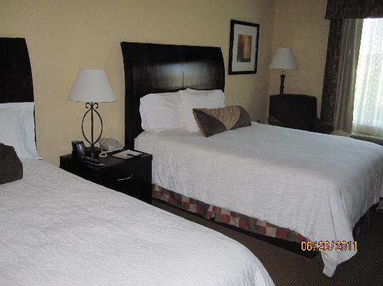 Hilton Garden Inn Denver / Highlands Ranch: Super comfy beds