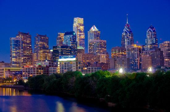Philadelphia, PA: Skyline - Photo by B.Krist for GPTMC
