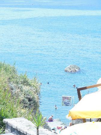 Hotel  Cava dell'isola: il mare a soli 10mt