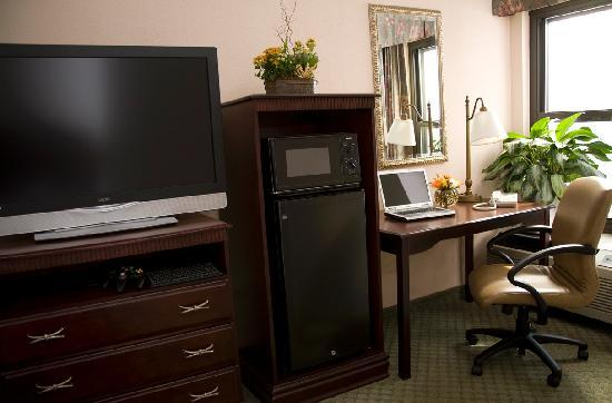 Hampton Inn Greensboro Airport: Room Amenities