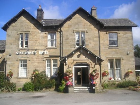Lancaster, UK: The Scathwaite Hotel