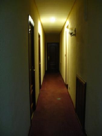 Hostal Condestable: corridor