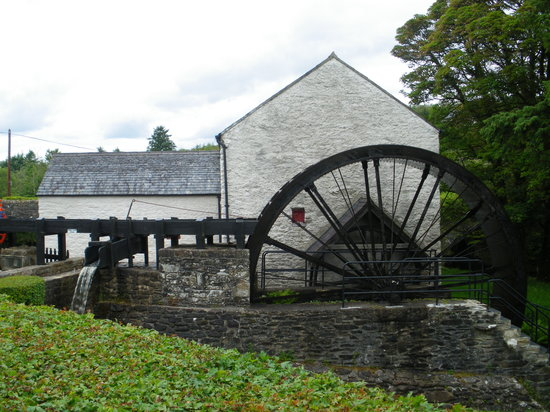 ‪Newmills Corn and Flax Mill‬