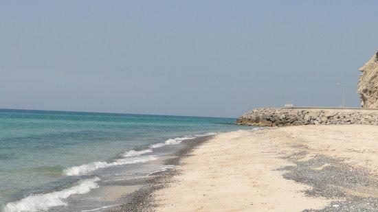 Omã: الشواطئ الجميله