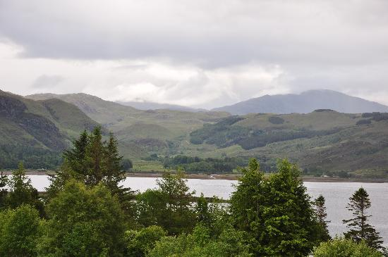 Loch Dubh: room with a view