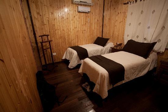 Petit Hotel Si Mi Capitan: Habitacion 2