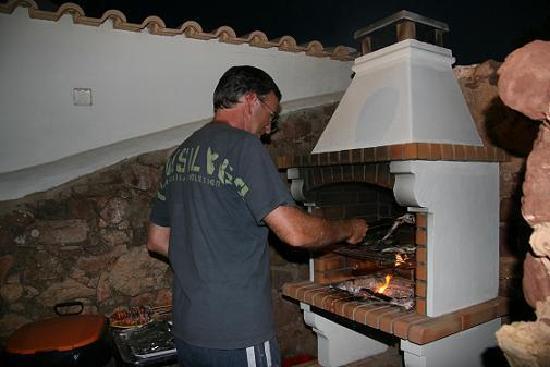 Duas Quintas: the barbeque