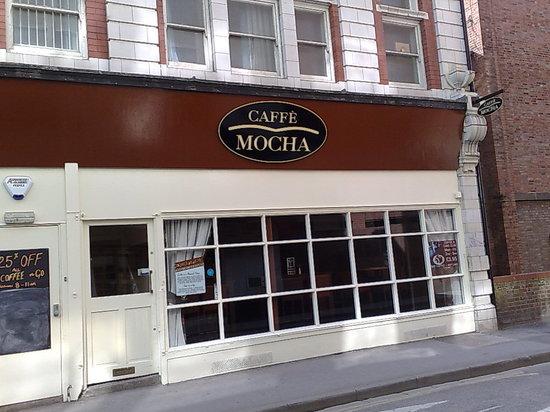 Caffe Mocha: Cafe Mocha - Hull