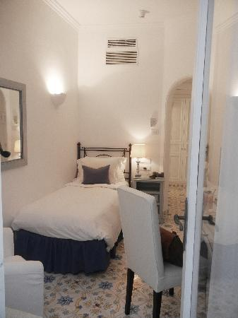 La Minerva: Single Room