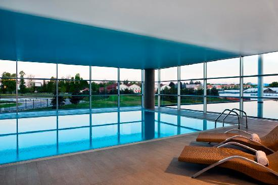 Sheraton Milan Malpensa Airport Hotel & Conference Centre: Indoor Pool