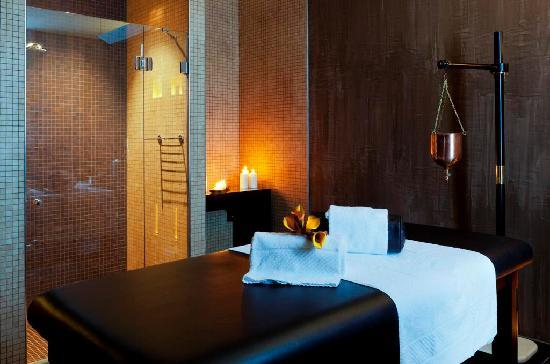 Sheraton Milan Malpensa Airport Hotel & Conference Centre: Shine Spa for Sheraton