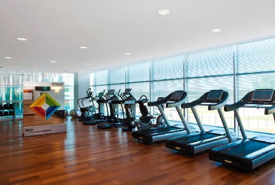 Sheraton Milan Malpensa Airport Hotel & Conference Centre: Sheraton Fitness - Hotel Malpensa