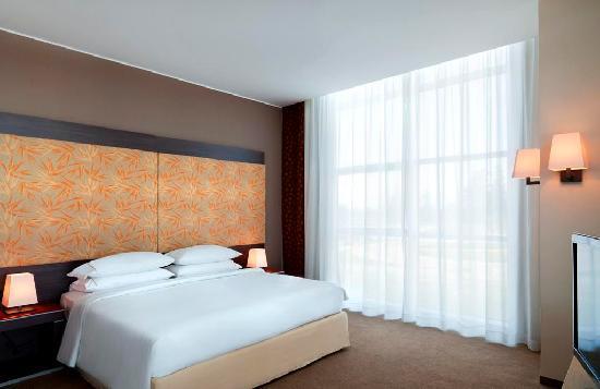 Sheraton Milan Malpensa Airport Hotel & Conference Centre: Diplomatic Suite