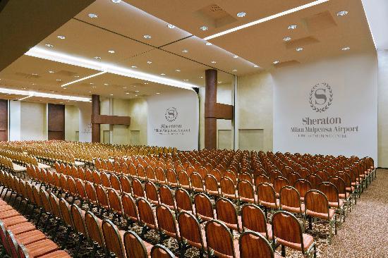 Sheraton Milan Malpensa Airport Hotel & Conference Centre: Meeting  Spaces - Hotel Malpensa