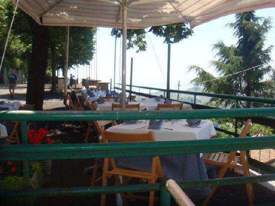 Tavoli all 39 aperto foto di ristorante da romano - Ristorante con tavoli all aperto roma ...