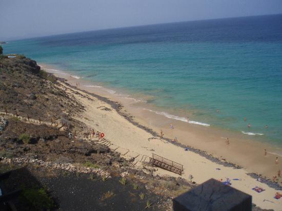 TUI MAGIC LIFE Fuerteventura : Bajada del Hotel a la Playa