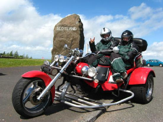North of England Trike Tours: our trike tours go further afield