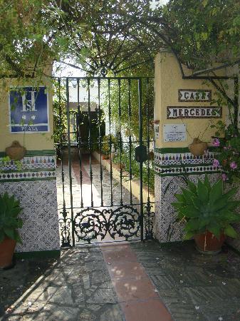 Hostal Casa Mercedes: Eingangsbereich
