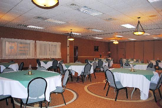 Quality Inn : Banquet and Meeting Room