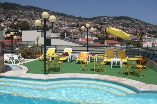 Windsor Hotel: Rooftop pool