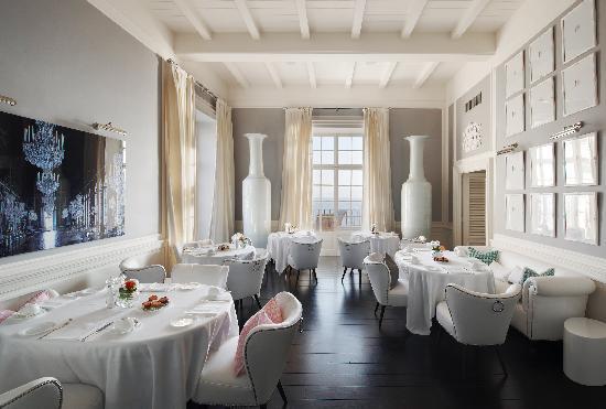 J.K. Place Capri: JKitchen Restaurant