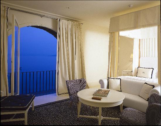 J.K. Place Capri: Deluxe Room