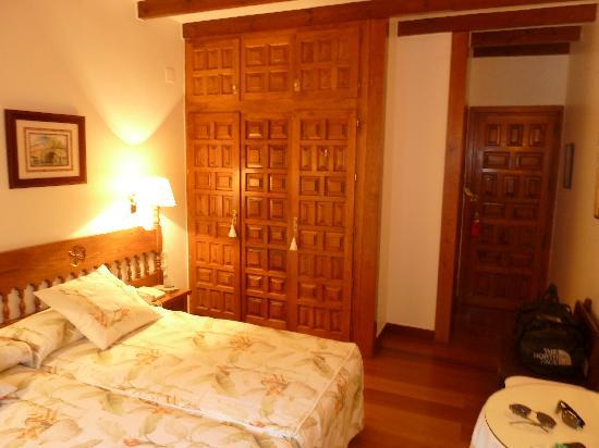 Hotel del Oso : Habitación twin