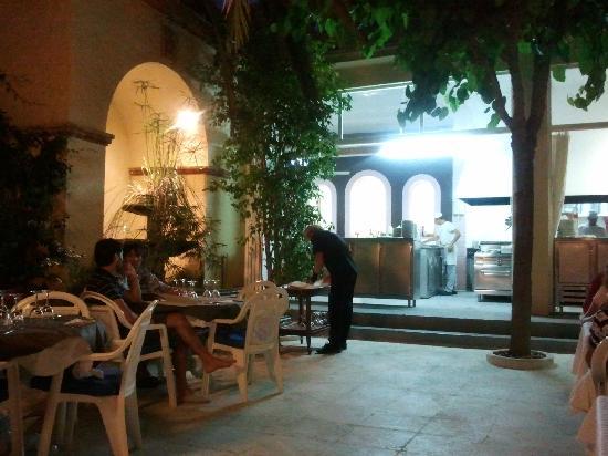 Restaurant El Xalet : Kitchen