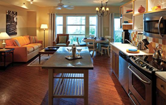 Club Intrawest - Sandestin: Kitchen