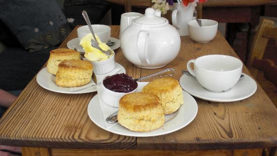 The Honey Pot: Cream Tea