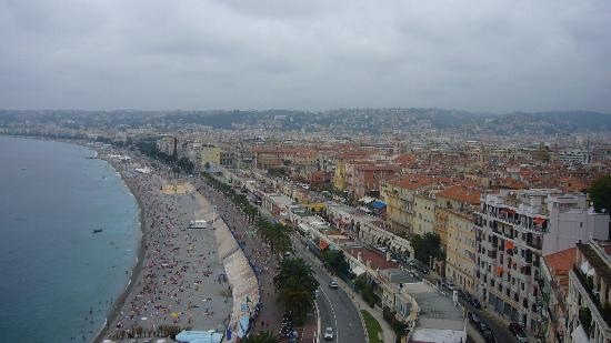 Nice, France: Nizza von oben