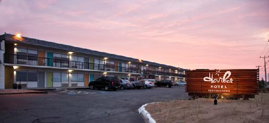 Harbor Hotel Provincetown: Exterior