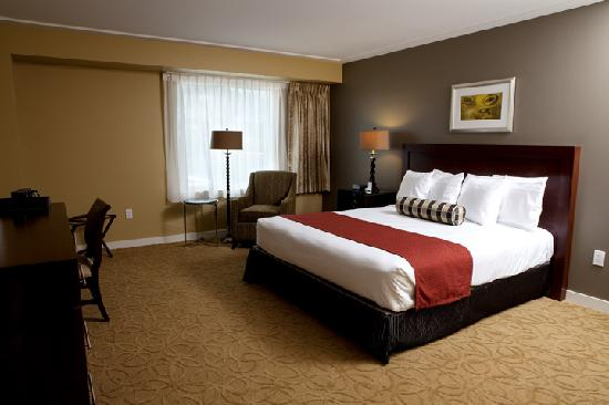 Bethlehem, PA: Deluxe King Room
