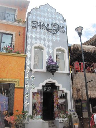 Playa del Carmen, Mexico: a nice store in Playa