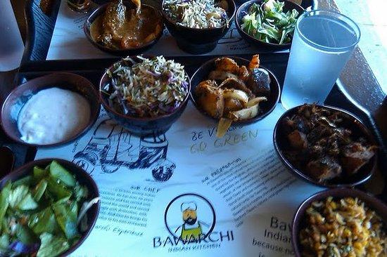 Bawarchi Indian Kitchen : Bawarchi Dinner/Lunch Thali