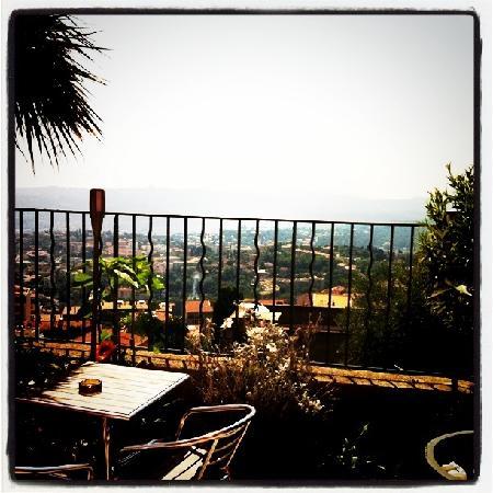Mandarina Hôtel by Actisource : Lovely terrace