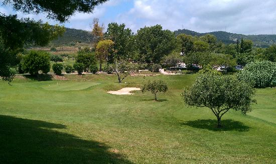 Vilanova Park: Local Golf (pitch and putt) worth a visit