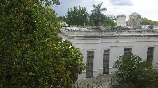 InterContinental Presidente Merida : View from my room