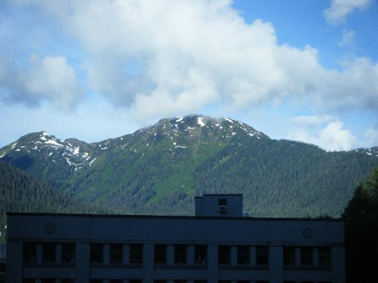 Westmark Baranof Hotel: View from the Baranof
