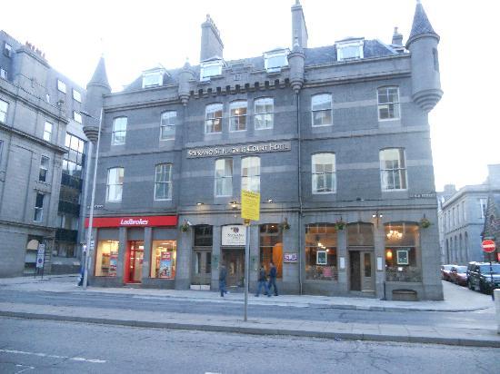 Soprano St Magnus Court Hotel Aberdeen Reviews