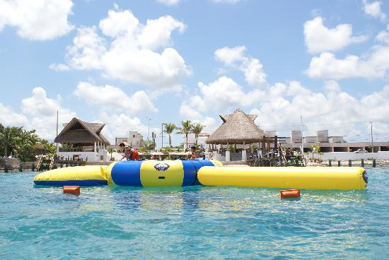 Water Trampoline Stingray Beach