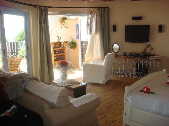 Beyaz Yunus: terrace suite
