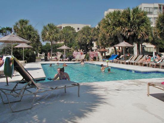 Marriott S Monarch At Sea Pines Lap Pool