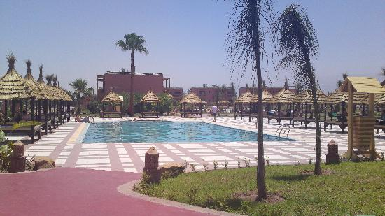 LABRANDA Aqua Fun Marrakech: relaxing area