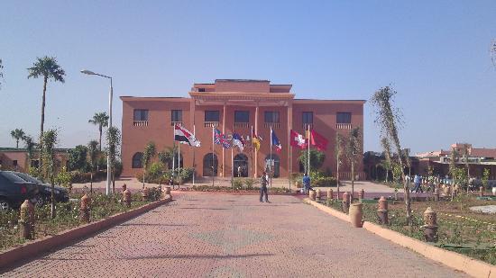Be Live Family Aqua Fun Marrakech: front of hotel
