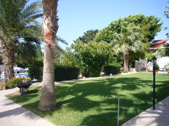 Almond Holiday Village: garden view