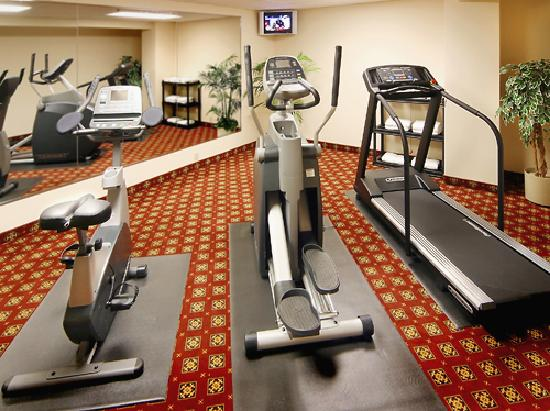 Best Western Plus Gatineau-Ottawa, Fitness Centre
