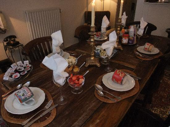 Boogaard's Bed and Breakfast: One of the BEST we have stayed at!