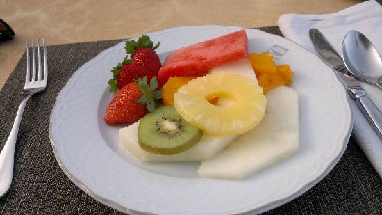 Dream Hotel Gran Tacande: Excellent Food
